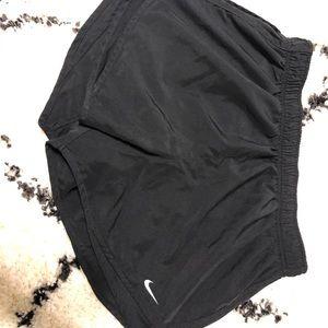 Black Nike Shorts- New